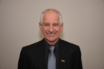 Arie Hoogenboom, Mayor of Rideau Lakes