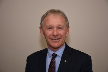 Doug Struthers, Mayor of Merrickville-Wolford