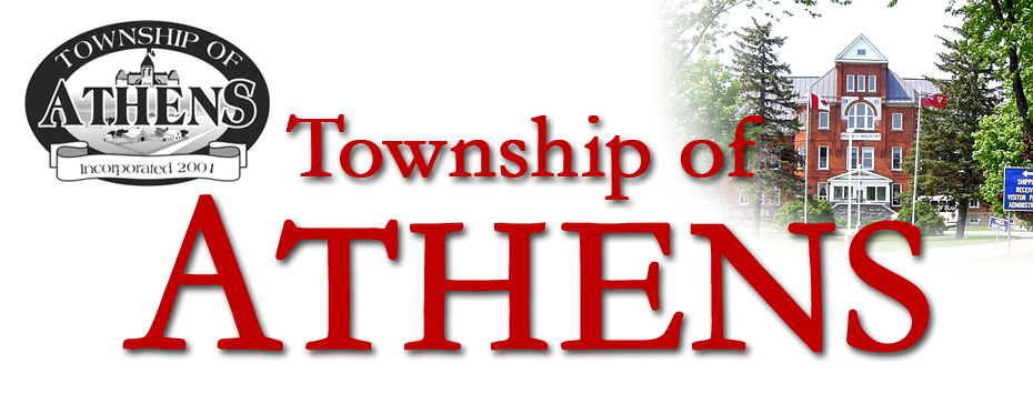 Township of Athens logo