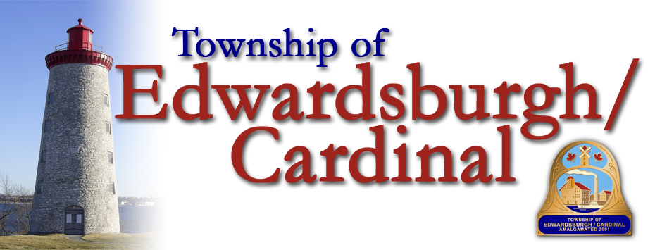 Township of Edwardsburg Cardinal logo