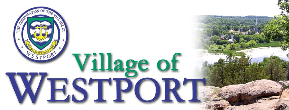Village of Westport logo