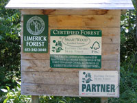 Limerick Forest partnership logos