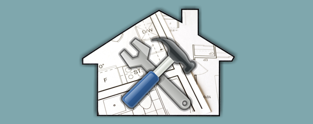 Image of renovation tools