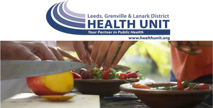 Leeds Grenville Lanark District Health Unit Healthy Eating