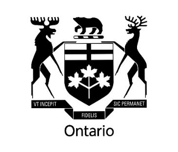 Provincial Offences Act logo